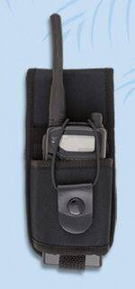 NYLON PADDED HOLSTER FOR WALKIE