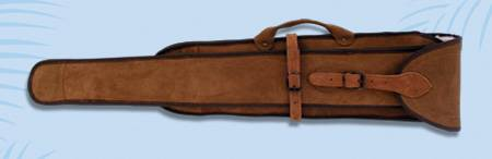 LEATHER HOLSTER FOR SHOTGUN