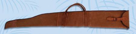 LEATHER HOLSTER FOR AUTOMATIC GUN