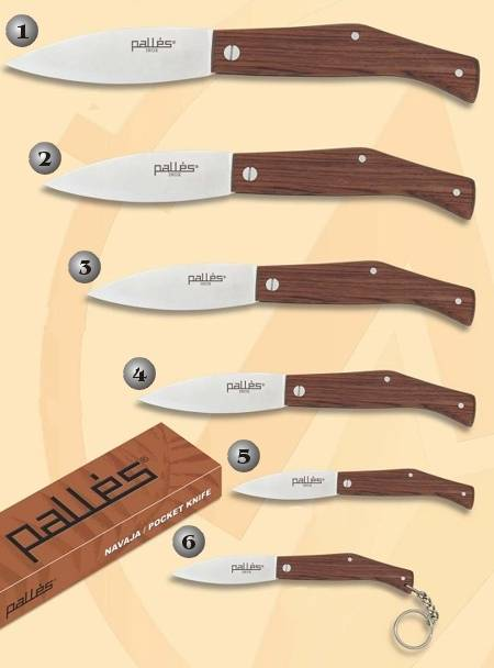 PALLES PENKNIVES.