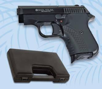 BLACK VOLGA GUN