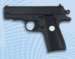 AIRSOFT METAL PISTOL. CAL 6 MM