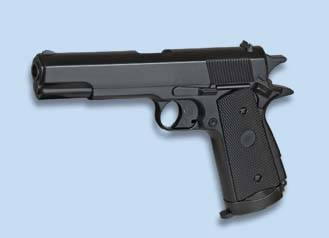 CO2 PISTOL. CAL 4.5 MM