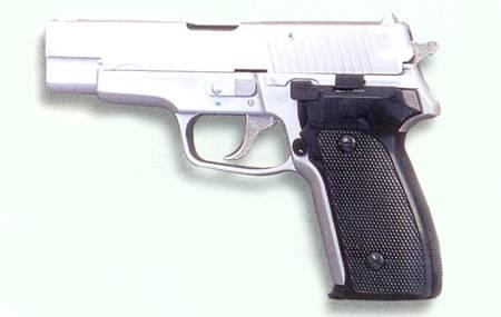 HEAVY GUN. CAL 6