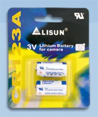 BATTERY FOR CAMERA