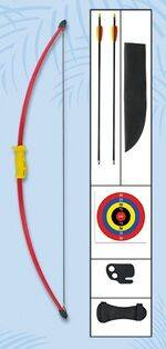 JUNIOR RECURVE BOW SET