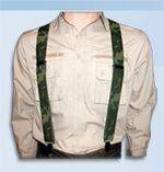 COTTON SUSPENDERS