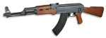 Airsoft electric AK47 rifle 35926
