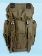 PADDED RUCKSACKS