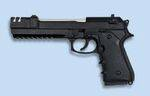 AIRSOFT HEAVY PISTOL. CAL 6 MM