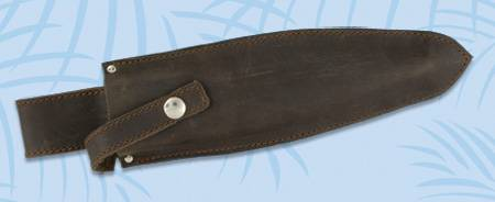 LEATHER STEATH FOR SHARPENING STONE 21202