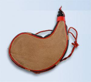 CURVED HUNTING CANTEEN