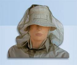 MOSQUITO NET FOR HEAD