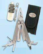 MULTIPURPOSE CHARGE ALX LEATHERMAN