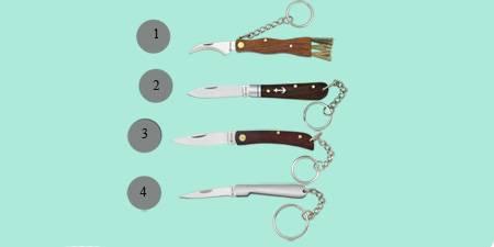 KAY-RING POCKET KNIVES