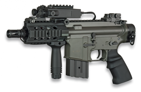 M4 MINI Airsoft electric rifle 35935