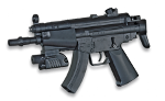 Airsoft MP5 rifle 35959