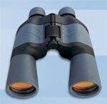BINOCULARS WITH RUBY LENSES