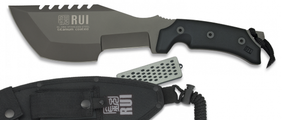 RUI TACTICAL TRACKER KNIFE 31955