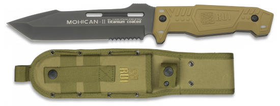 RUI COYOTE TACTICAL KNIFE 31995