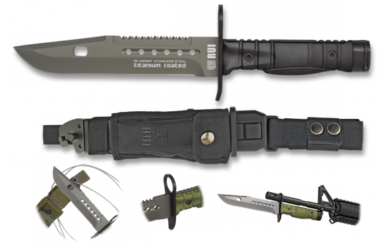 RUI TACTICAL KNIFE 32067