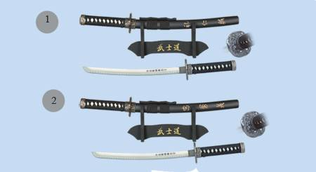 SAMURAIS OF STAINLESS STEEL