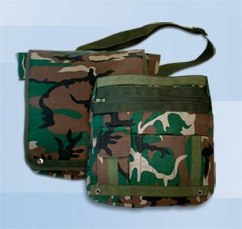 MAP CASE SHOULDER BAG
