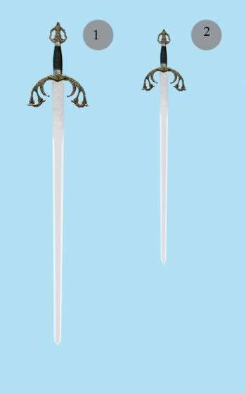 THE CID SWORDS