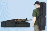 NYLON POUCH FOR GUNS