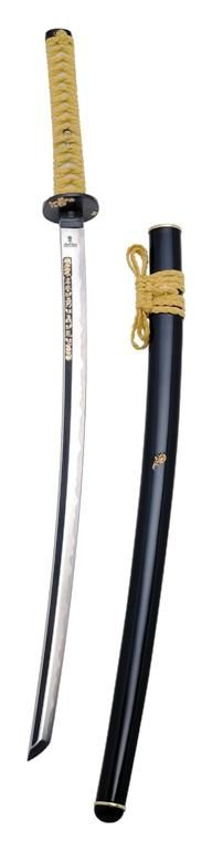 Katana beginning of the era of the Samurai, Katana Kamakura hardened steel