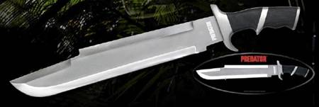 PREDATOR MACHETE KNIFE