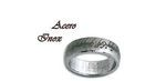 Stainless Steel Ring movie The Lord of the Rings and The Hobbit.