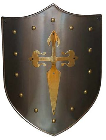 SANTIAGO SHIELD 963.11