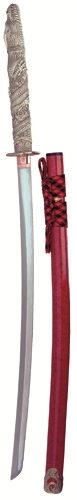 Connor MacLeod Katana Sword, immortals movie