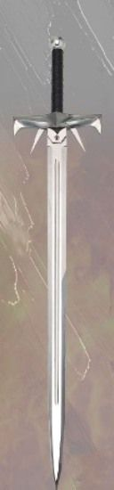 Sword Kurgan, reply of the sword used by Kurgan in the Highlander saga