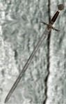 Damascene Templar Sword, sword of the Order of the Knights Templar.
