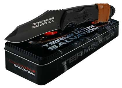 TERMINATOR SALVATION KNIFE