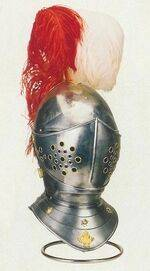 MEDIEVAL ARMOURS HEADS
