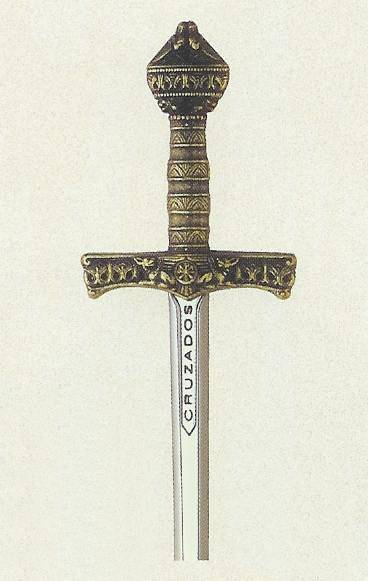 MINIATURE REPRODUCTION OF MARTO SWORDS COLLECTION
