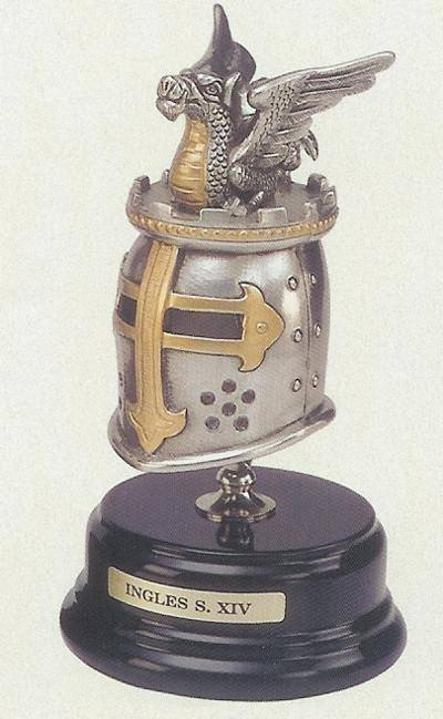 MINIATURE HELMETS IN HISTORY