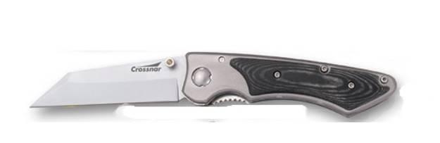 Crossnar penknives of micarta