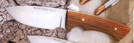 Muela knife of hunting