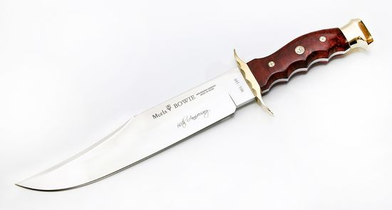 MUELA BOWIE KNIFE BWE-24A.TH. 60 ANNIVERSARY