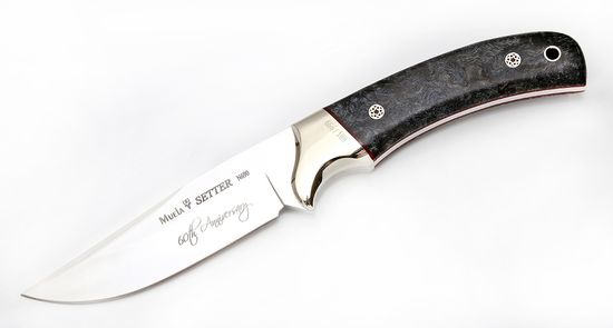 MUELA HUNTING SETTER-11.TH KNIFE