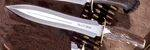 Muela Bowie knife