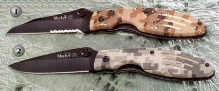 Penknife Ks-7 and Penknife KM-7