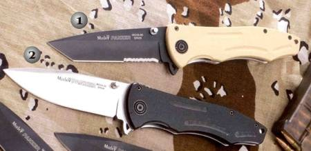 Muela Panzer pocket knives