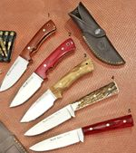 MUELA HUNTING KNIVES. RHINO AND NICKER SERIE