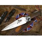 LEOPARD MUELA KNIFE