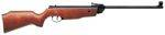 AIR RIFLE WITH VAPORIZED BEECH WOOD STOCK